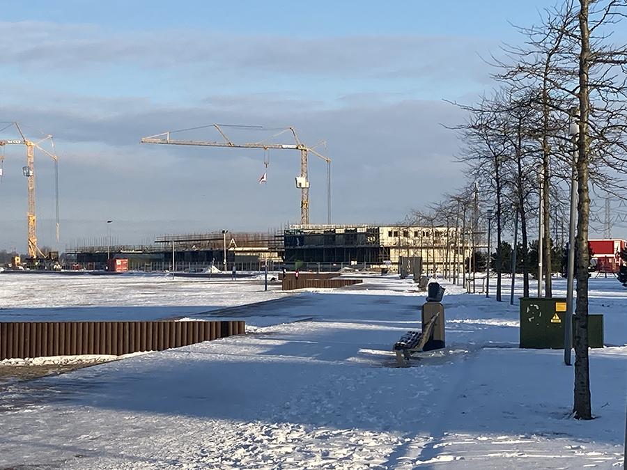 Rotterdam- Strand Noord Nesselande